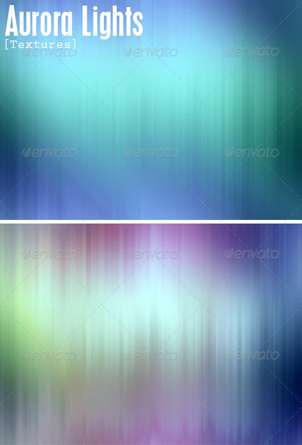 """Abstract Lights """"Aurora"""" Background - Abstract Backgrounds"""