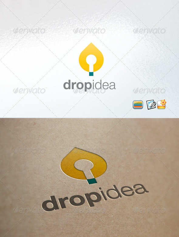 Dropidea - Nature Logo Templates