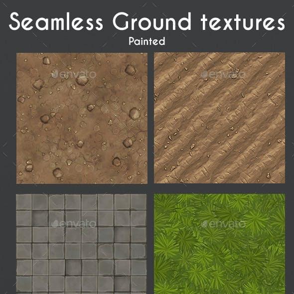 Seamless Ground Textures