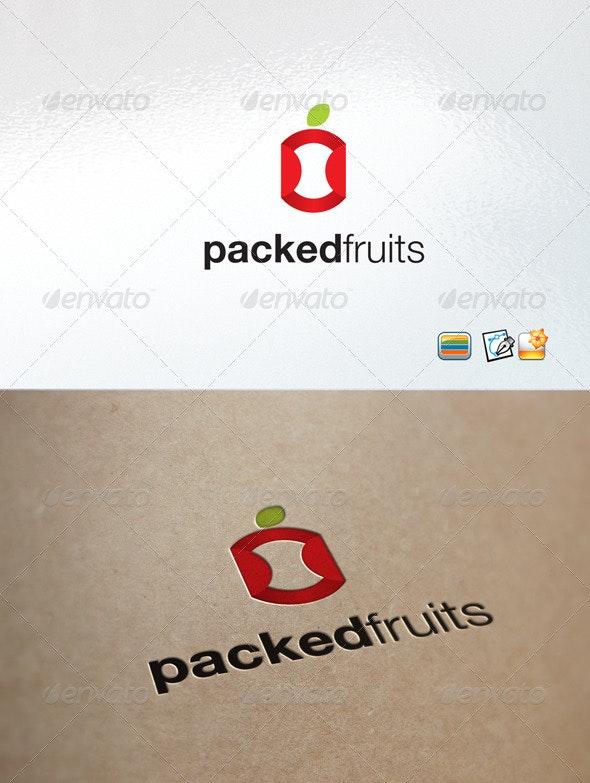 Packedfruits - Nature Logo Templates