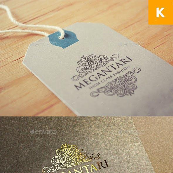 Megantari Fashion Logo