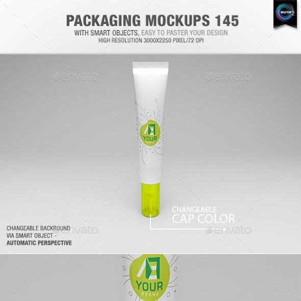 Packaging Mock-ups 145