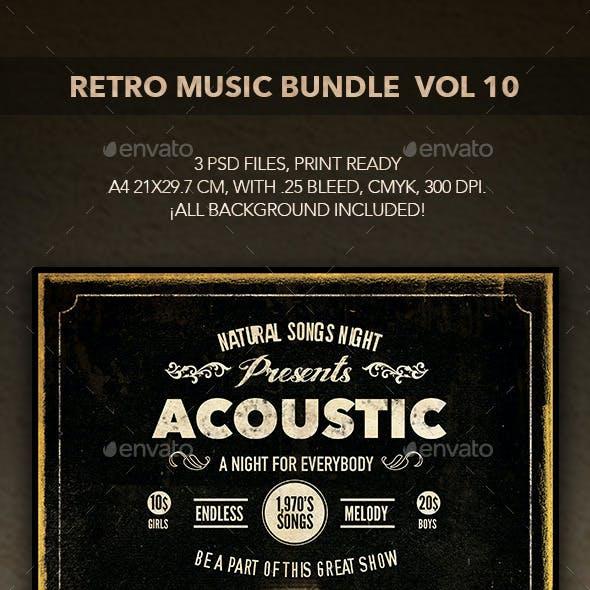 Retro Music Bundle 09