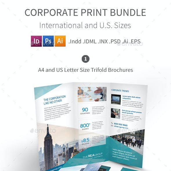 Corporate Print Bundle