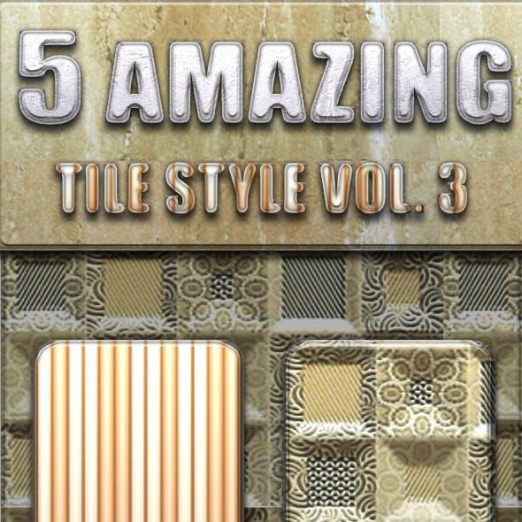 5 Tile Style Vol 3