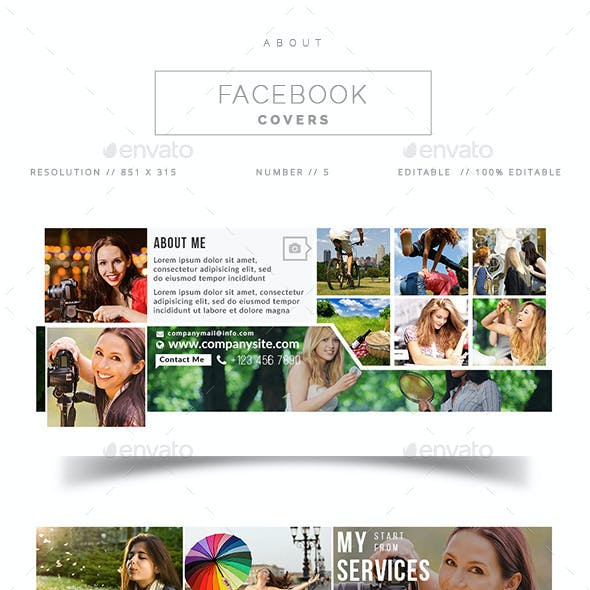 Facebook Timeline Cover - Photography