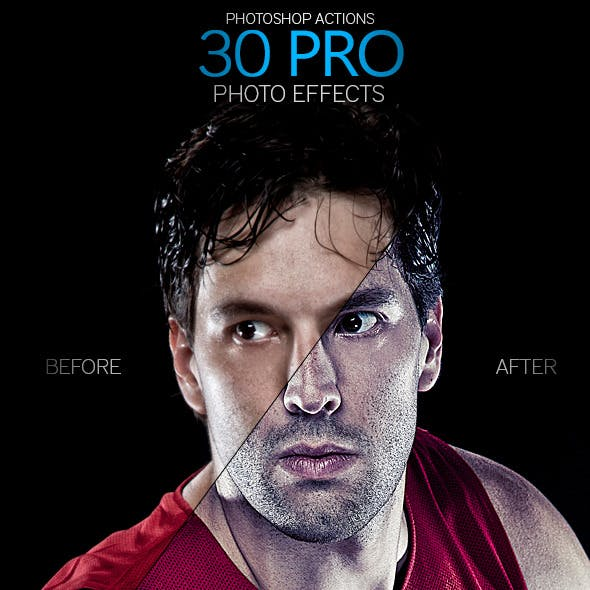 30 Pro Photo Effects