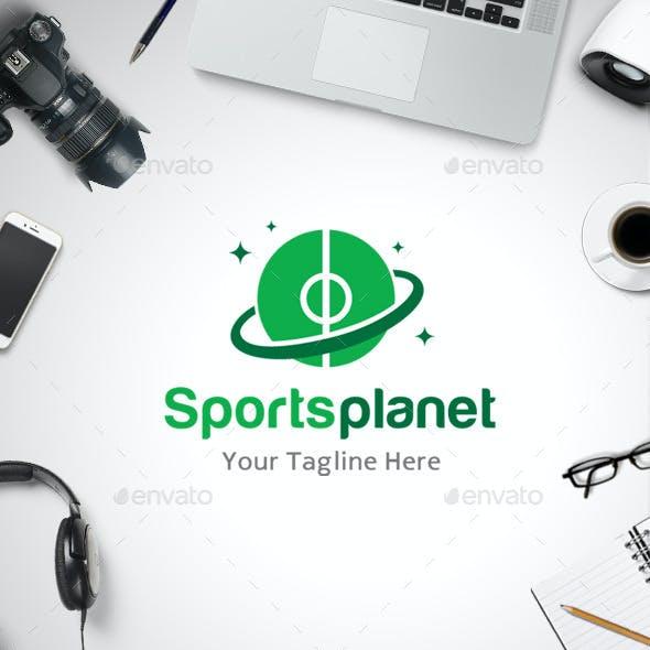 Sports Planet Logo