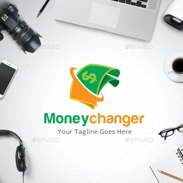 Money Changer Logo