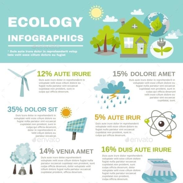Eco Energy Infographics