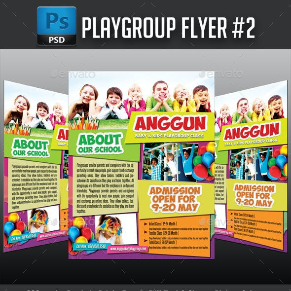 Playgroup / Junior School #2