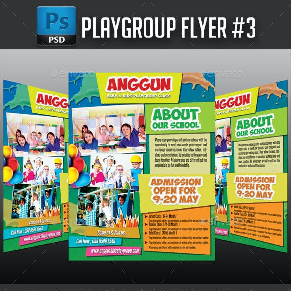 Playgroup / Junior School #3