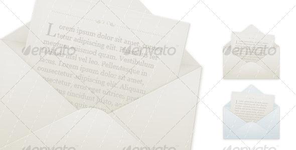 Envelope icon - Web Icons