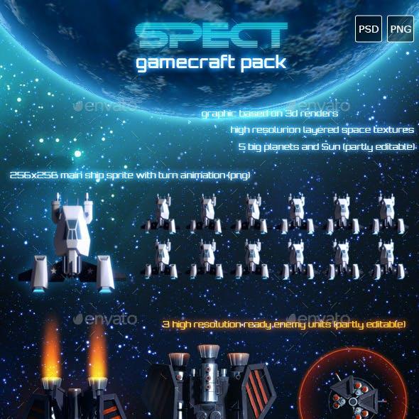 Spect Gamecraft Pack