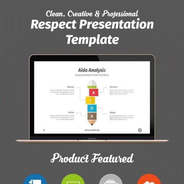Respect - Presentation Template