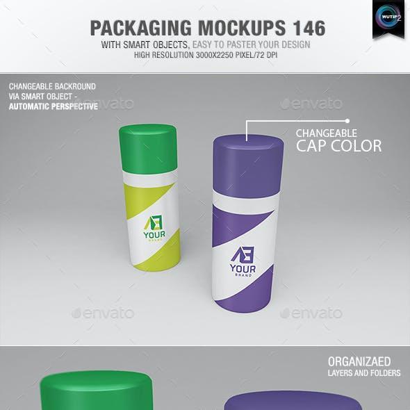 Packaging Mock-ups 146