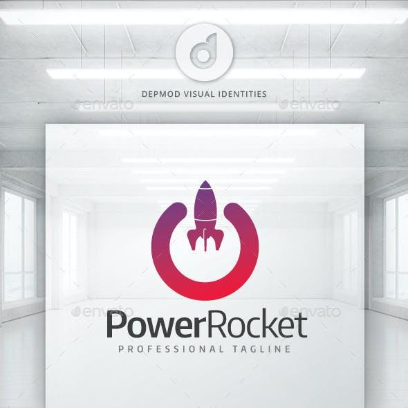 Power Rocket Logo