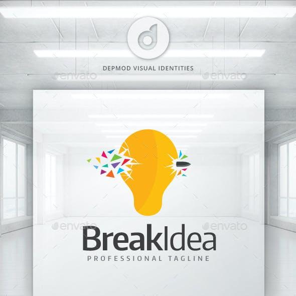 Break Idea Logo