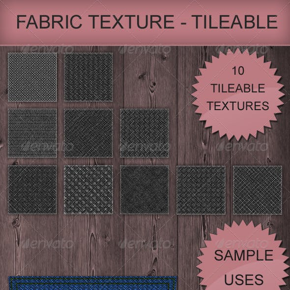Fabric Texture - Tileable