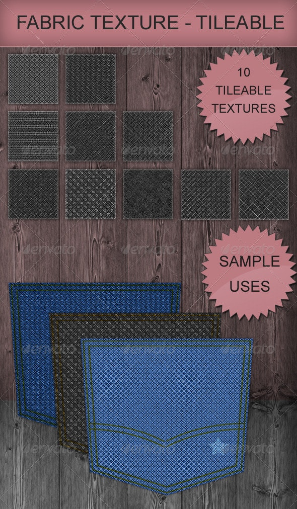 Fabric Texture - Tileable - Fabric Textures