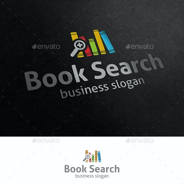 Book Search Study Logo
