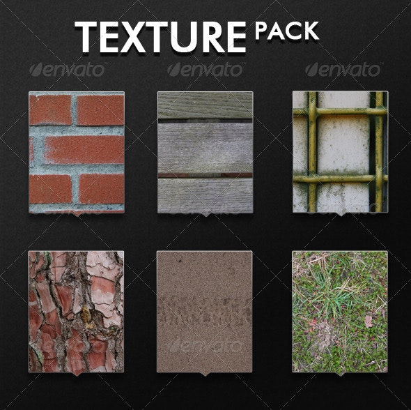 Texture Pack - Miscellaneous Textures