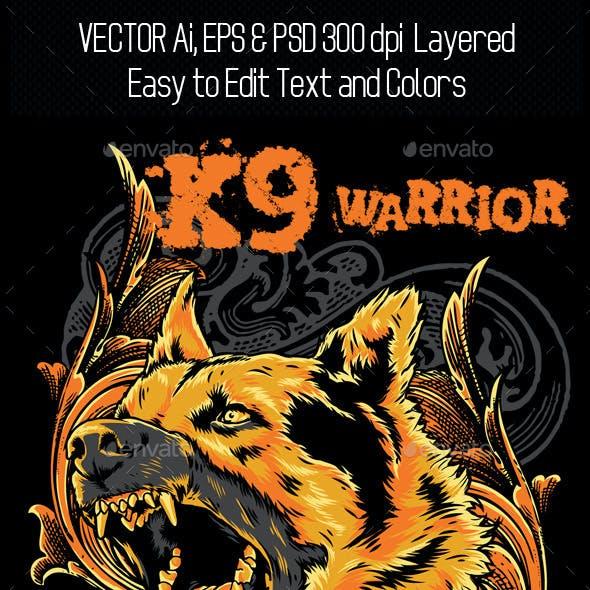 K9 Warrior