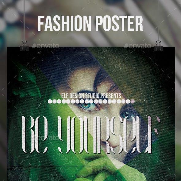 Fashion Flyer/Poster