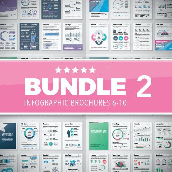 Infographic Brochure Elements Bundle 2