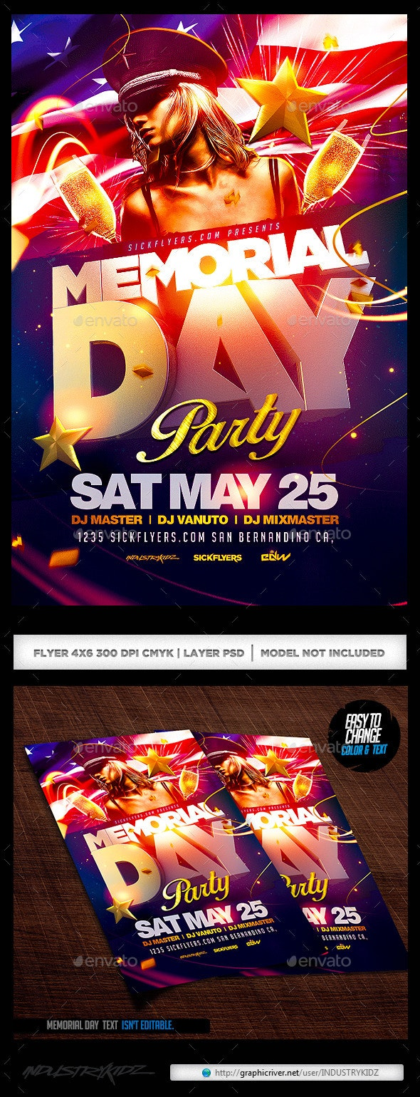 26 Best Flyer Templates  for May 2020