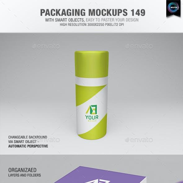 Packaging Mock-ups 149