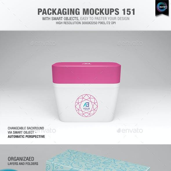 Packaging Mock-ups 151
