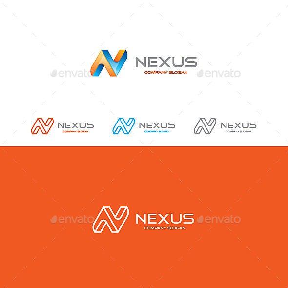 Nexus - Letter N Logo