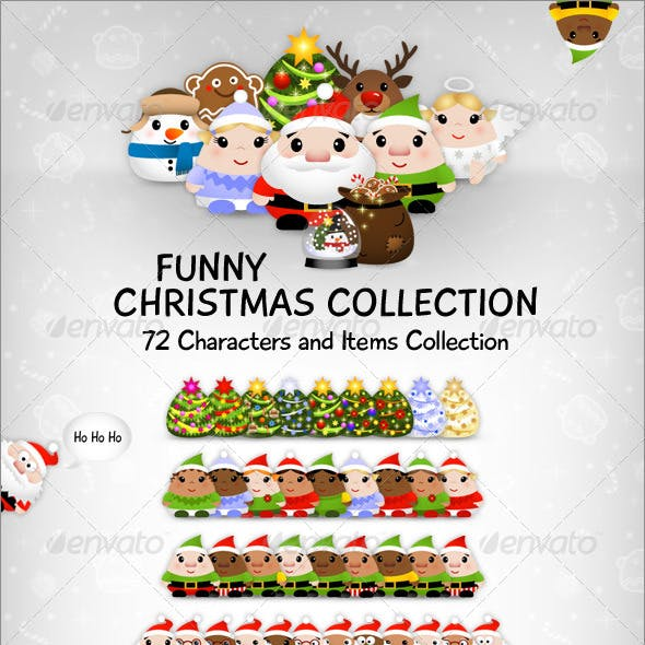 Funny Christmas Collection