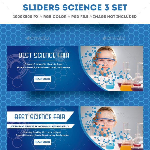 Science Sliders