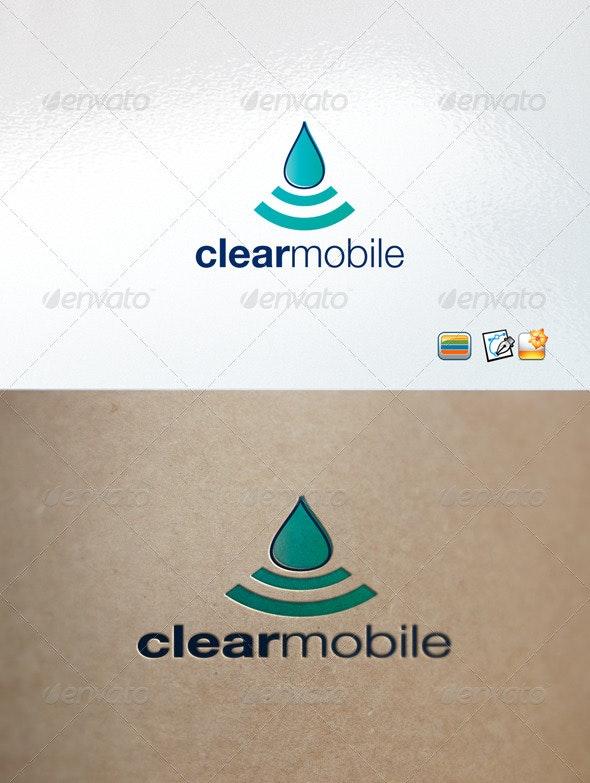 Clearmobile - Nature Logo Templates