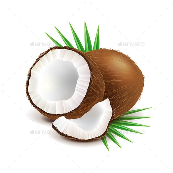 Coconut and Slice
