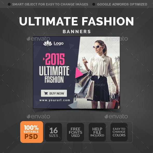 Ultimate Shopping Banners