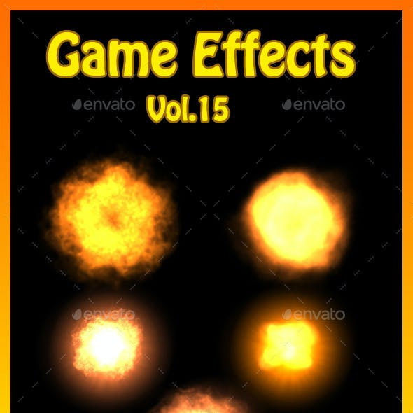 Game Effects Vol.15