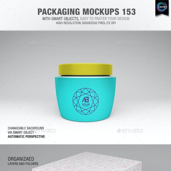 Packaging Mock-ups 153