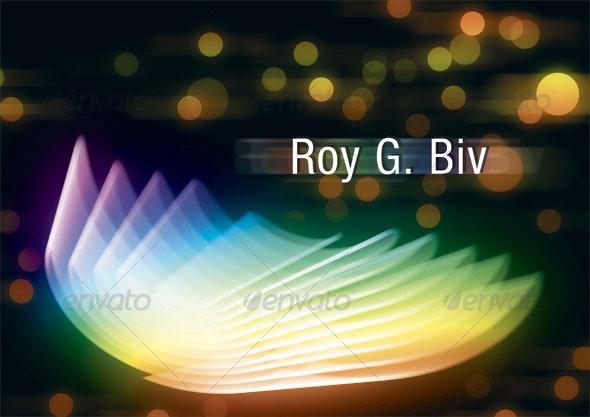 Rainbow - Backgrounds Graphics