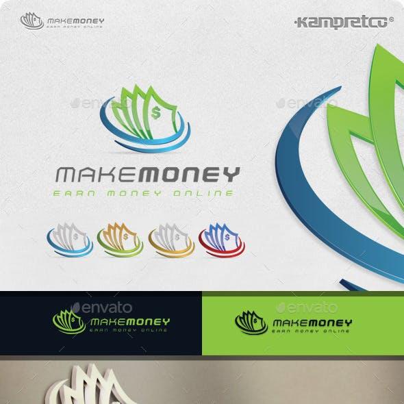 Make Money Logo