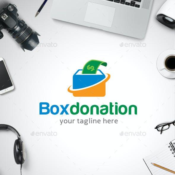 Box Donation Logo