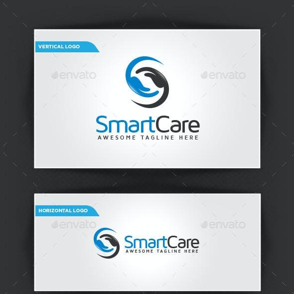 SmartCare Logo Template