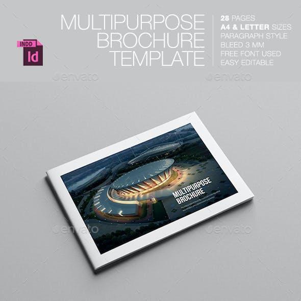 Minimal Multipurpose Brochure