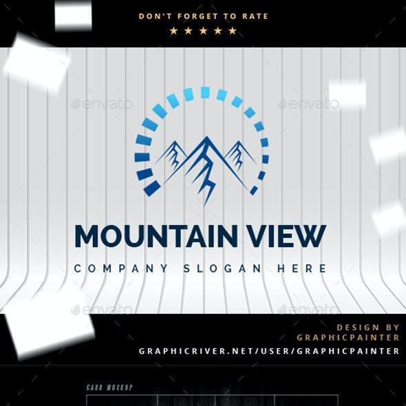 Mountain View - Logo