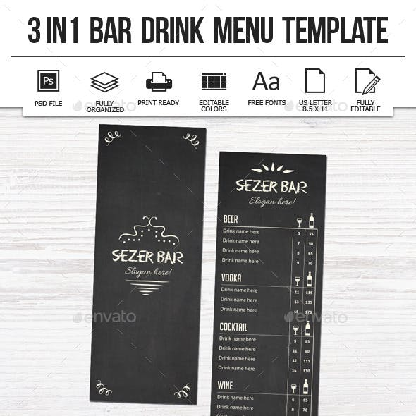 Bar Menu Template Free from graphicriver.img.customer.envatousercontent.com