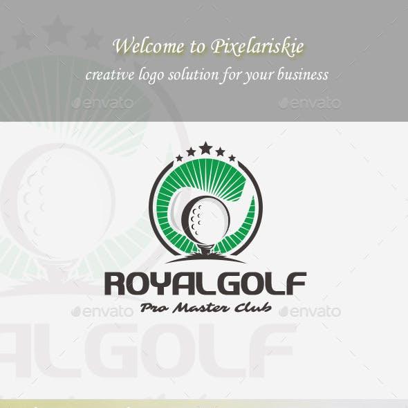 Master Golf Logo