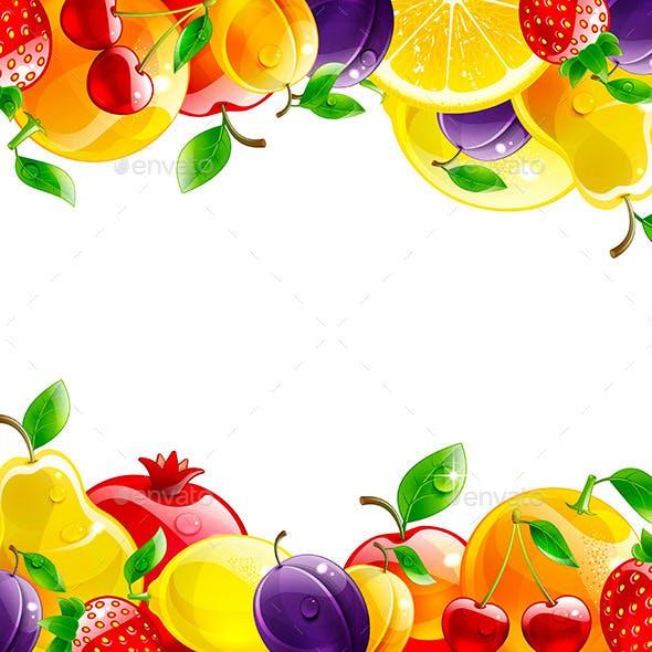 Banner of Fruit