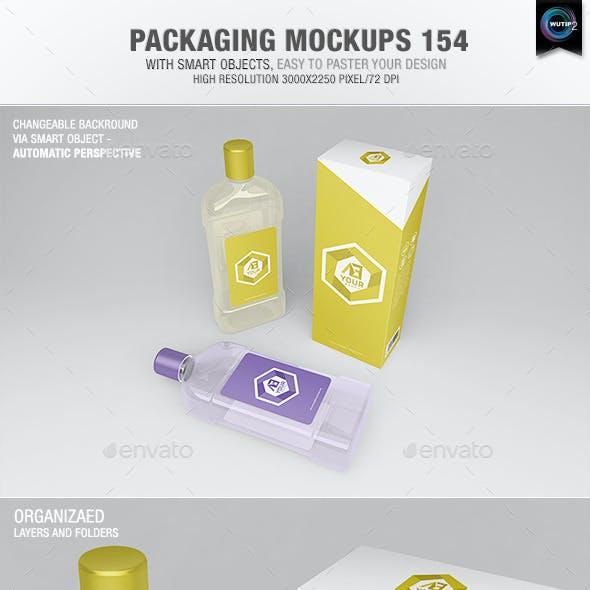 Packaging Mock-ups 154